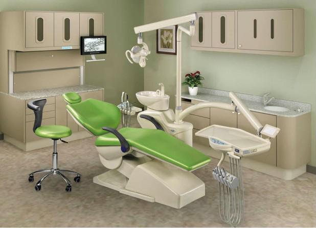 Ghế nha khoa quận 11 - sự hỗ trợ đắc lực trong phòng khám nha khoa