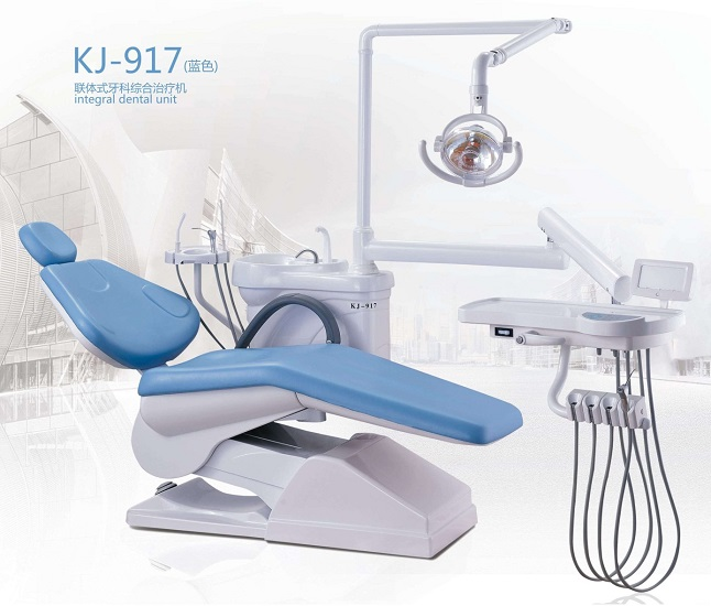 Ghế máy nha khoa KJ 917